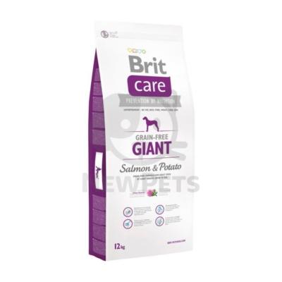 Brit Care Grain-free Giant Salmon & Potato