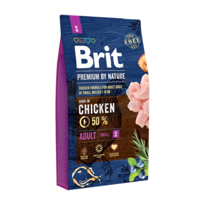 Brit Premium by Nature Adult Small