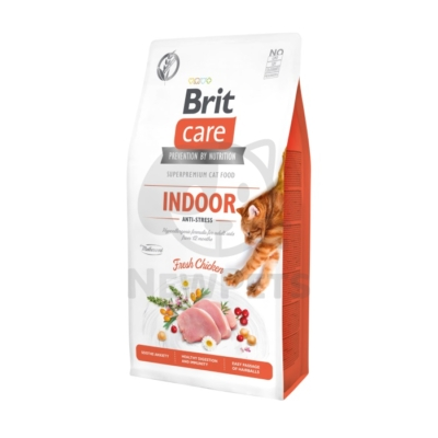Brit Care Cat Adult Indoor Anti-Stress