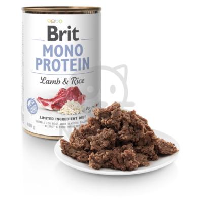 Brit Mono Protein Lamb & Rice