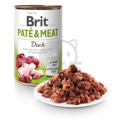Brit Paté & Meat Duck