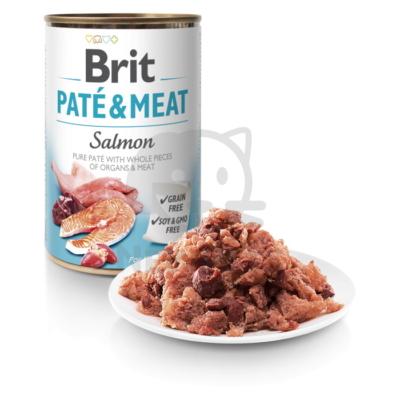 Brit Paté & Meat Salmon