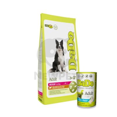 DADO Adult Medium Breed Lamb & Rice + Ajándék konzerv