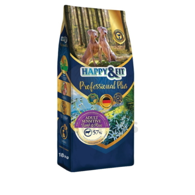 Happy&Fit Professional Plus Adult Sensitive Lamb&Rice