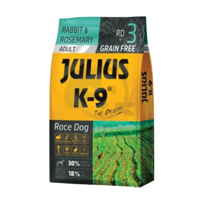 Julius-K9 Race Dog Adult Rabbit & Rosemary 10kg