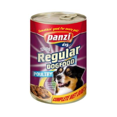 Panzi Regular konzerv - Poultry