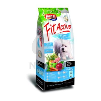 Panzi FitActive Hypoallergenic Fish, Apple & Rice