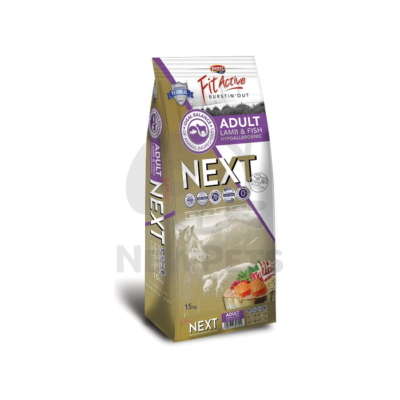 Panzi FitActive NEXT Adult Lamb & Fish with Cranberries