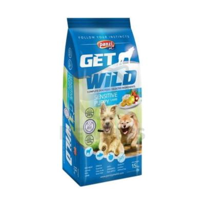 Panzi GetWild Puppy Sensitive Lamb