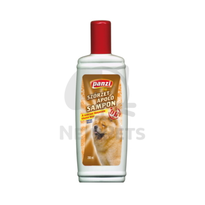 Panzi szőrzetápoló sampon kutyáknak