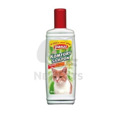 Panzi Komfort sampon macskáknak