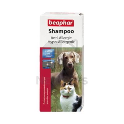 Beaphar sampon - Hypoallergén kutyák és macskák részére