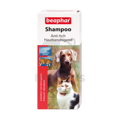 Beaphar sampon - Bőrnyugtató - kutyák és macskák részére