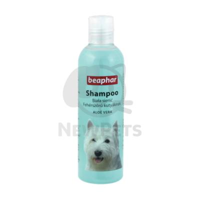 Beaphar sampon - Fehér szőrű kutyáknak