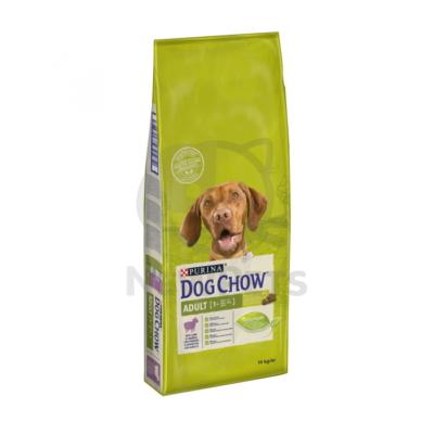 DOG CHOW Adult Báránnyal