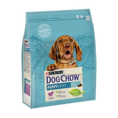 DOG CHOW Puppy Báránnyal