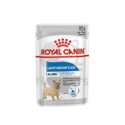 ROYAL CANIN Light Weight Care nedves kutyaeledel
