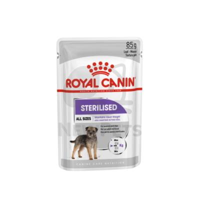 ROYAL CANIN Sterilised nedves kutyaeledel