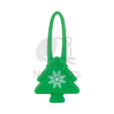 TRIXIE karácsonyfa alakú villogó kutyáknak