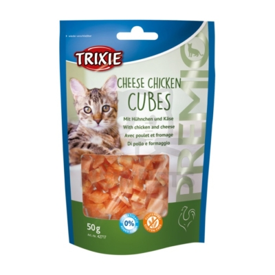 Trixie Premio Cheese Chicken Cubes